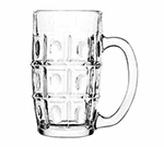 Libbey Glass 5305 11.5-oz Glass Vienna Stein