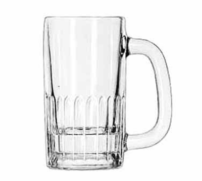 Libbey Glass 5307 8.5-oz Mug - Handle
