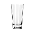 Libbey Glass 5329 16-oz Sportsware Collection Cooler Glass - Football Bottom Treatment