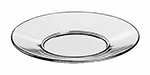"Libbey Glass 5335 6"" Moderno from Crisa Servingware Salad Dessert Plate"