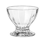 Libbey Glass 5336 7-oz Tara Fountainware Glass Sundae Dish