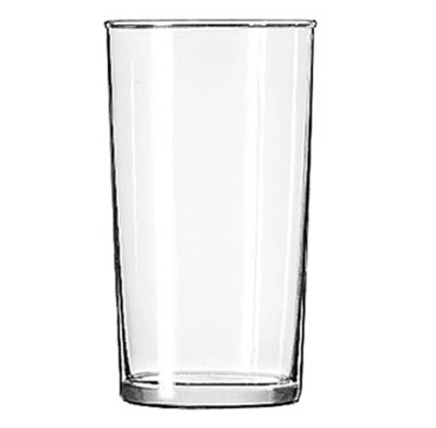 Libbey Glass 53 10-oz Straight Sided Collins Glass - Safedge Rim Guarantee