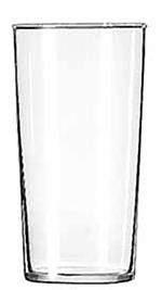 Libbey 551HT 12.5-oz Straight Sided Iced Tea Glass - Safedge Rim