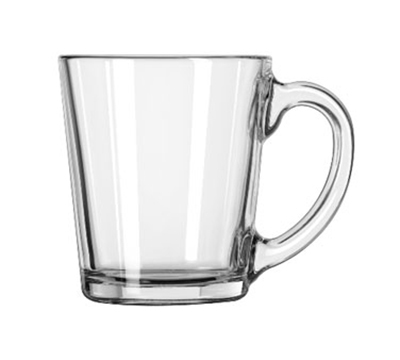 Libbey Glass 5544 13.5-oz Restaurant Basics All Purpose Glass Mug