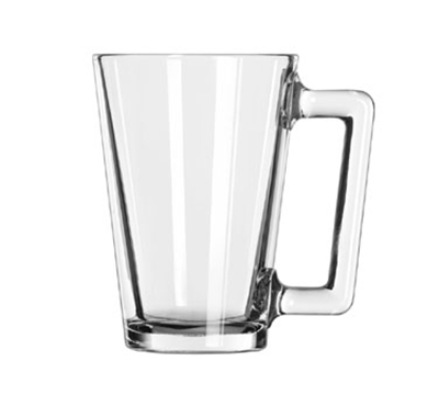 Libbey Glass 5589 9-oz Restaurant Basics All Purpose Glass Mug