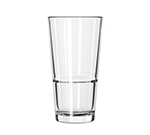 Libbey Glass 15730 17.25-oz DuraTuff Restaurant Basics Stackable Pub Glass