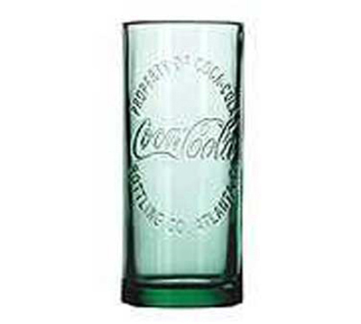 Libbey 5732CC 16.5-oz Hutchison Coca-Cola Cooler Glass