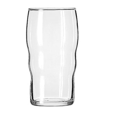 Libbey Glass 606HT 12-oz Governor Clinton Iced Tea Glass - Safedge Rim