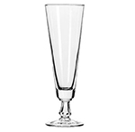 Libbey Glass 6425 10-oz Footed Pilsner Glass - Safedge Rim Guarantee