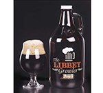 Libbey Glass 96379 White Growler Lid