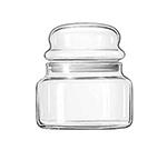 Libbey Glass 70995 15-oz Storage Jar