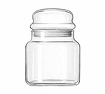Libbey Glass 70996 22-oz Glass Storage Jar