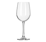 Libbey Glass 7510SR 16-oz Briossa Tall Wine Glass - Sheer Rim