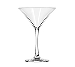Libbey Glass 7512 8-oz Vina Martini Glass - Finedge and Safedge Rim Guarantee