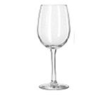 Libbey Glass 7530SR 8.5-oz Briossa Wine Glass - Sheer Rim, D.T.E.