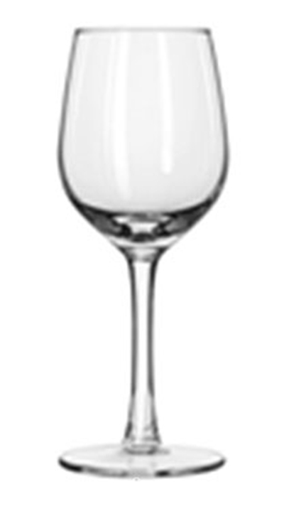 Libbey Glass 7531 10.5-oz Reserve Wine Glass - Finedge Rim
