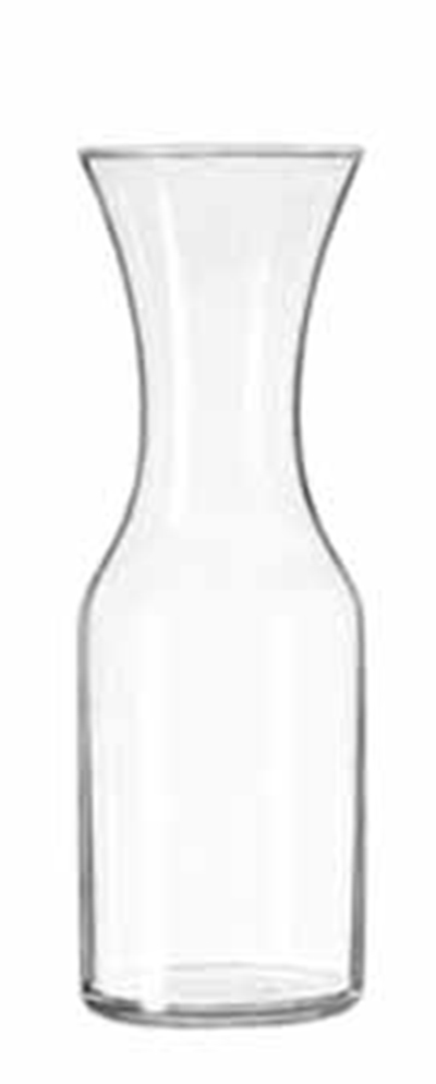 Libbey Glass 795 40-oz Glass Decanter
