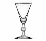 Libbey Glass 8089 2-oz Georgian Sherry Glass - Safedge Rim Guarantee