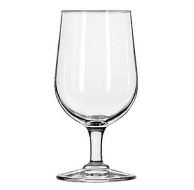 Libbey Glass 8411 11-oz Citation Banquet Goblet Glass - Safedge Rim