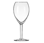 Libbey 8412 12-oz Citation Gourmet Tall Wine Glass - Safedge Rim Guarantee