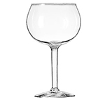 Libbey Glass 8415 13.75-oz Citation Gourmet Round Wine Glass - Safedge Rim