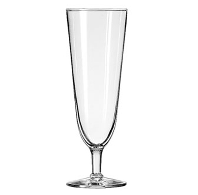 Libbey Glass 8425 12-oz Citation Footed Pilsner Glass - Safedge Rim Guarantee