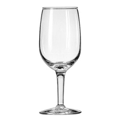 Libbey 8464 8-oz Citation Wine Beer Glass - Safedge Rim Guarantee