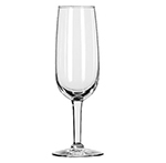 Libbey Glass 8495 6.25-oz Citation Flute Glass - Safe