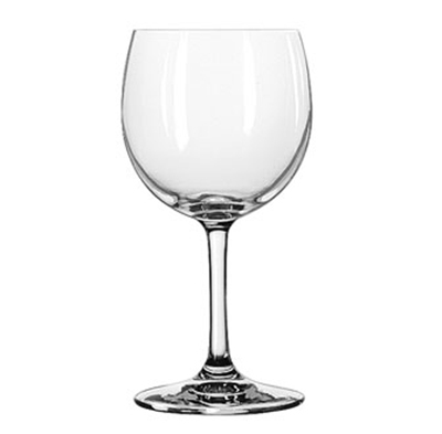 Libbey Glass 8515SR 16-oz Bristol Valley Round Wine Glass - Sheer Rim