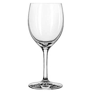 Libbey Glass 8565SR 8.5-oz Bristol Valley Chalice Wine Glass - Sheer Rim