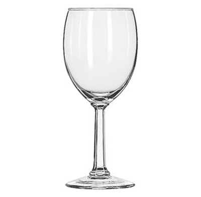 Libbey Glass 8756 10.25-oz Napa Country Goblet Glass - Safedge Rim Guarantee