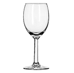 Libbey Glass 8766 6.5-oz Napa Country Tall Wine Glass - Safedge Rim Guarantee