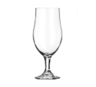 Libbey Glass 920284/69292 16.5-oz Munique Fizzazz Beer Glass - Nucleation Etching