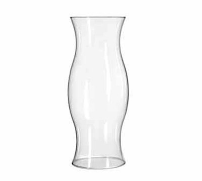"Libbey Glass 9860477 14"" Hurricane Shade Glass"