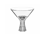 Libbey Glass 2650325 11.5-oz L&S Diamonds Martini Cocktail Glass, Spiegelau