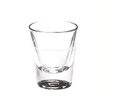 Libbey Glass 5121/S0711 1.25-oz Lined Shot Glass