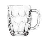 Libbey 5355 19.25-oz Dimple Stein Beer Mug