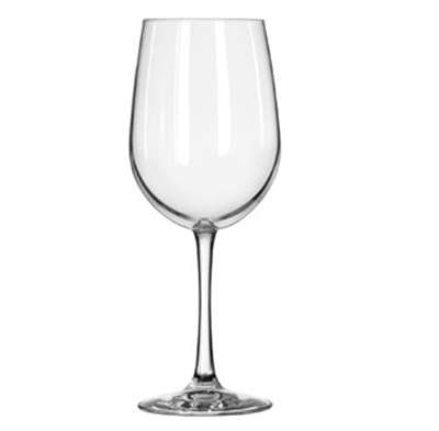 Libbey Glass 7504 18.5-oz Vina Tall Wine Glass - Sheer Rim