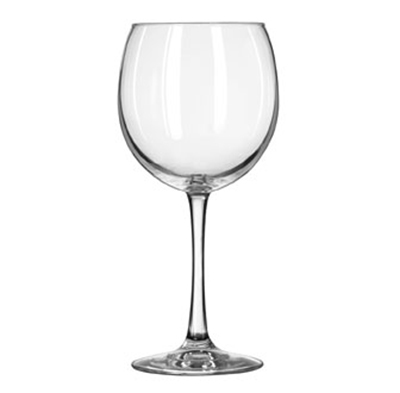 Libbey Glass 7505 18.25-oz Vina Balloon Wine Glass - Safedge Rim & Foot Guarantee