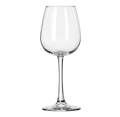 Libbey Glass 7508 12.75-oz Vina Wine Taster Glass - Safedge Rim & Foot Guarantee