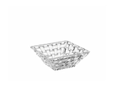 Libbey Glass N89694 4.75-in Bossa Noval Square Bowl, Nachtmann
