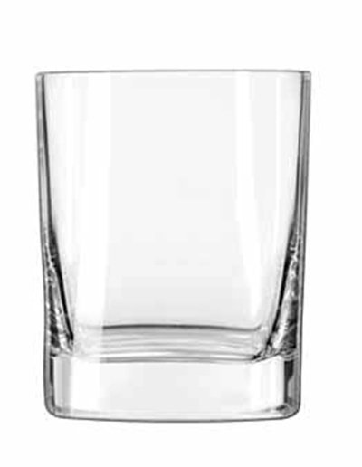 Libbey Glass PM300ZX 11.75-oz Luigi Bormioli Strauss Double Old Fashioned Glass