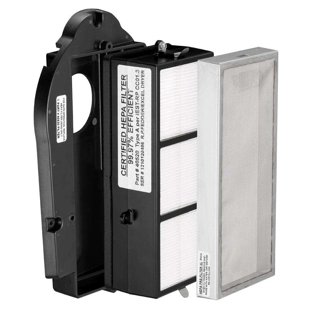 Excel Dryer 40525 HEPA Filter Retro Fit Kit for Xlerator Hand Dryers