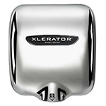 Excel Dryer XL-C-1.1N Automatic Hand Dryer w/ Noise Reduction - 8-sec Dry Time, Chrome, 110-120v