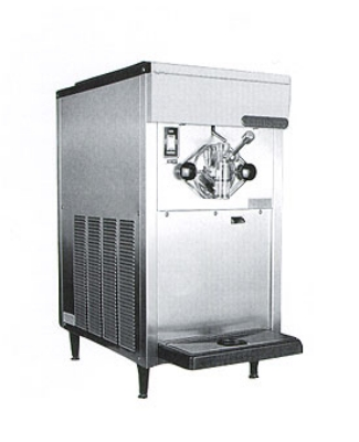 Saniserv 404-SOFTSERVE Soft Serve/Yogurt Freezer, 1-Head, 2-HP, 208-230/60/1 V