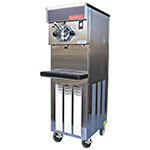 Saniserv 414-YOGURT Floor Model Soft Serve/Yogurt Freezer, 1-Head, 2-HP, 208-230/60/3 V