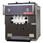 Saniserv 501U Soft Serve/Yogurt Twist Freezer, 2-Heads, (1) 2-HP, 208-230/60/3 V