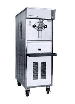 Saniserv 614SAS T 4 Flavor Shake Freezer, 1 Head, 2 HP Compressor, 208-230/60/1, NSF