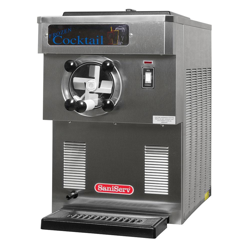 Saniserv 704-FREEZER Frozen Cocktail Beverage Freezer, 1-Head, 35-qt, 208-230/60/1 V