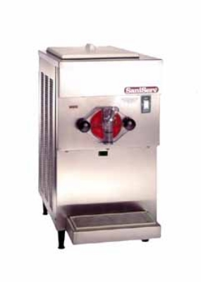 Saniserv 709-FREEZER Frozen Cocktail Beverage Freezer, 1-Head, 20-qt, 208-230/60/1 V